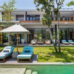 Villa Gu at Canggu Beachside Villas Stunning villa feature