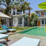 Villa Gu at Canggu Beachside Villas Tranquil location to relax