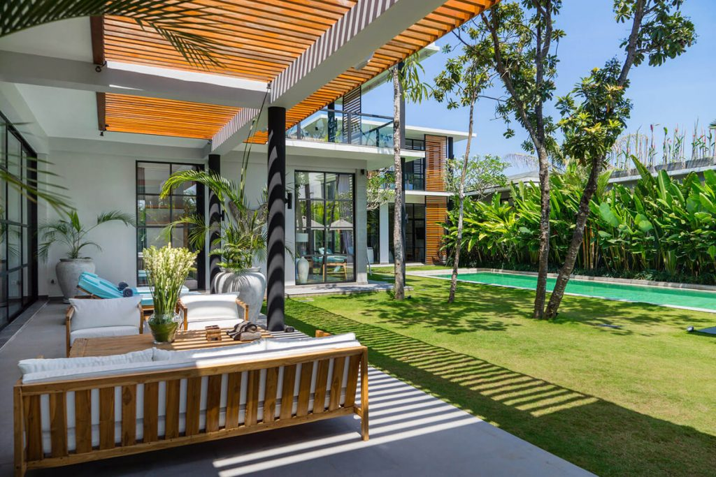 Villa Gu at Canggu Beachside Villas Tranquility at its best