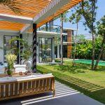 Villa Gu at Canggu Beachside Villas Tranquility at its best