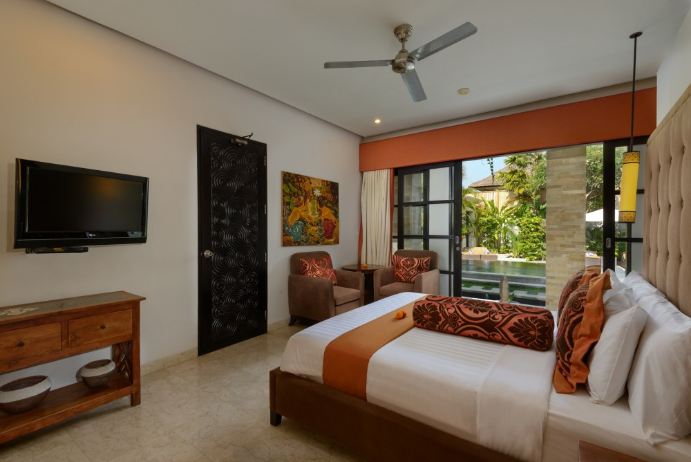 Villa Amman Bali-Bedroom