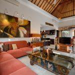 Villa Amman Bali-Living-Room