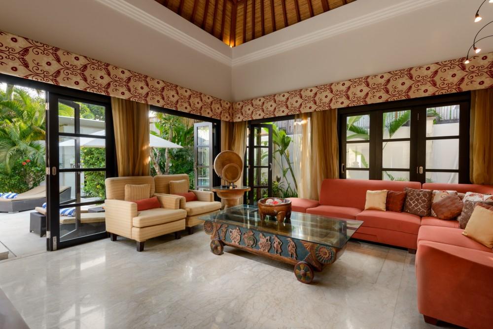 Villa Amman Bali-Living Room