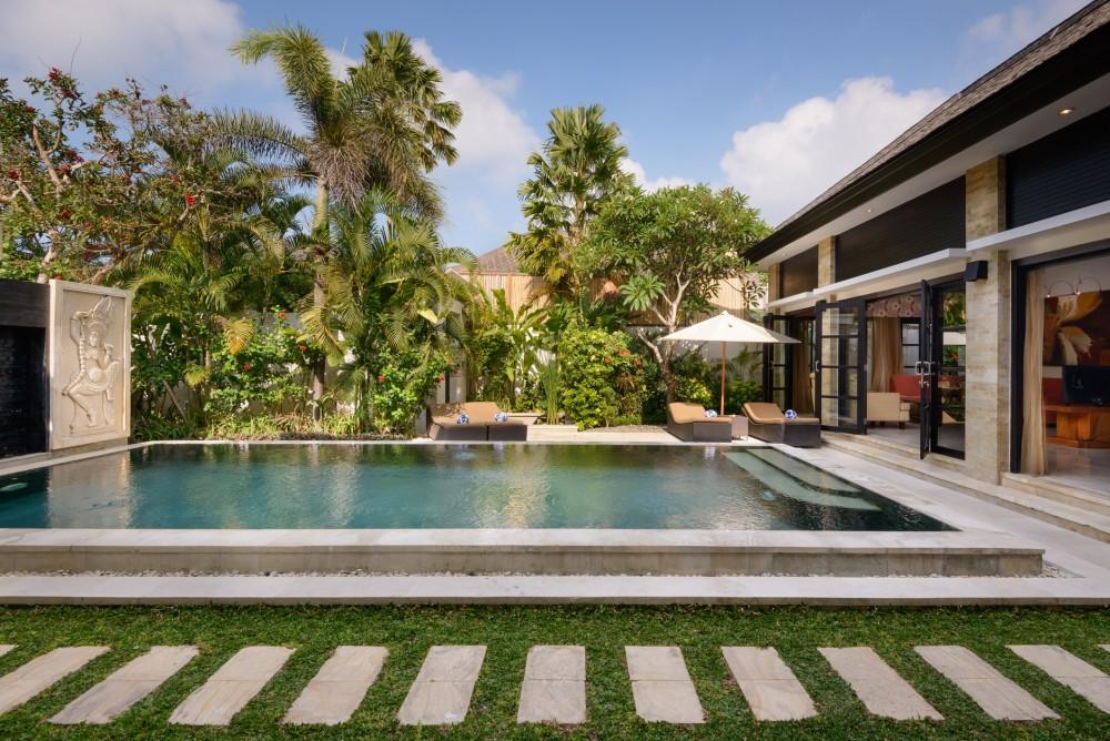 Villa Amman Bali-Pool View
