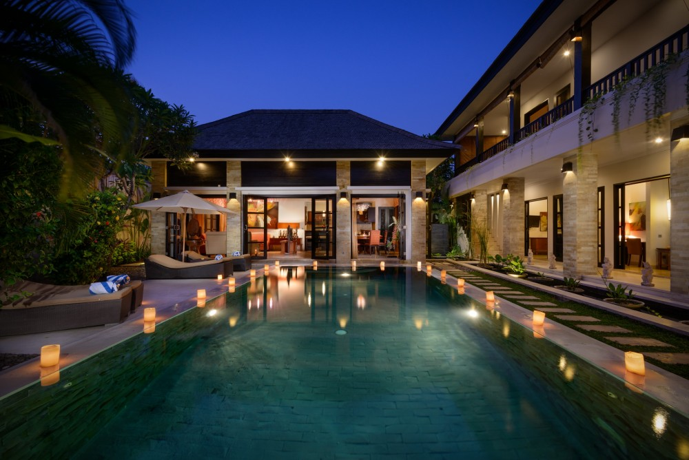 Villa Amman 4 bedroom luxury private villa Seminyak