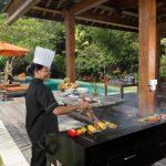 Villa Kavaya Chef in action