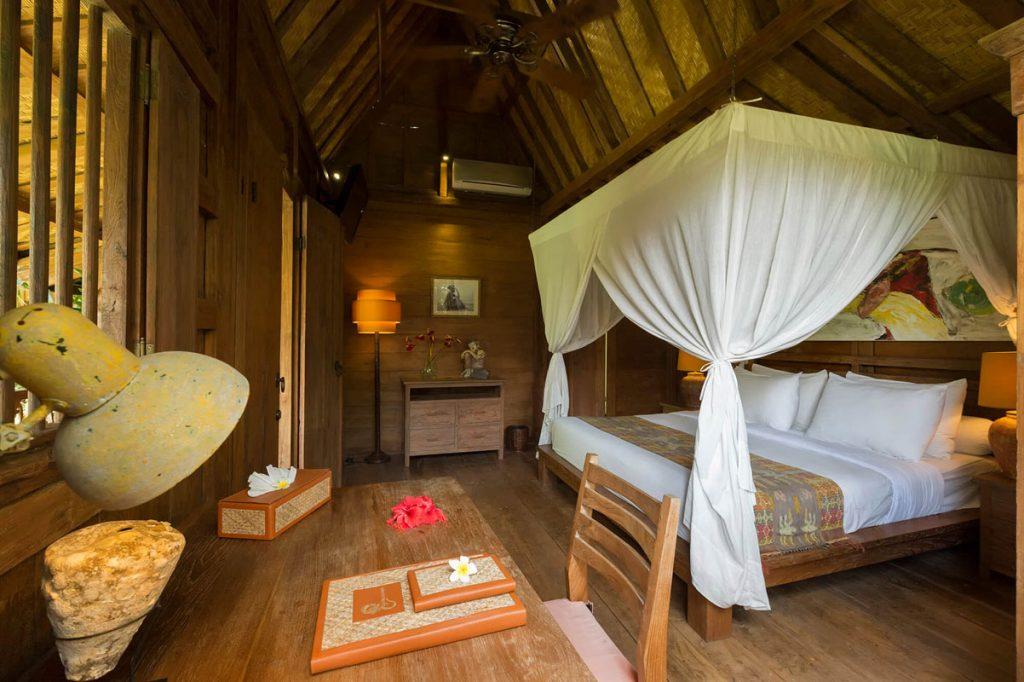 Villa Kavaya Gladak bedroom design