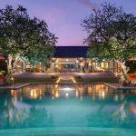 Villa Kavaya Spectacular ambience at dusk