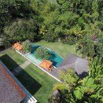 Villa Kavaya Tropical garden surroundings
