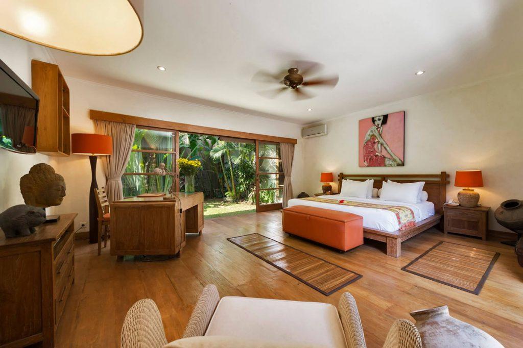 Villa Kavaya Vaheni bedroom design
