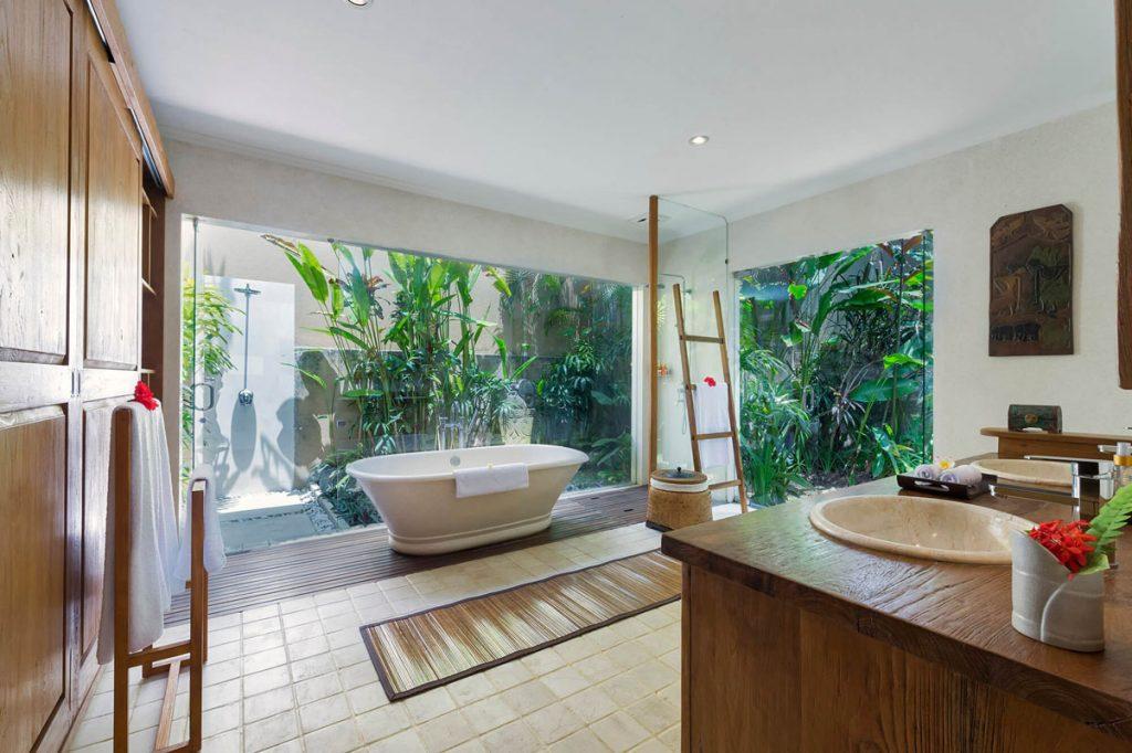Villa Kavaya Vaheni ensuite bathroom