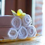 Villa Puri Nirwana Cool towel