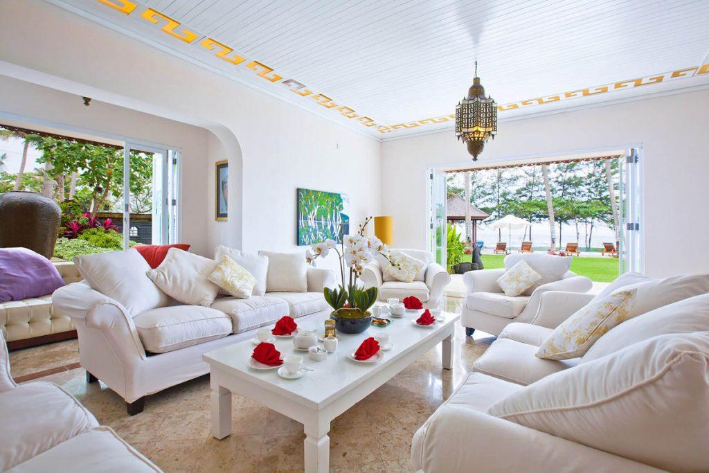 Villa Puri Nirwana Cozy living area