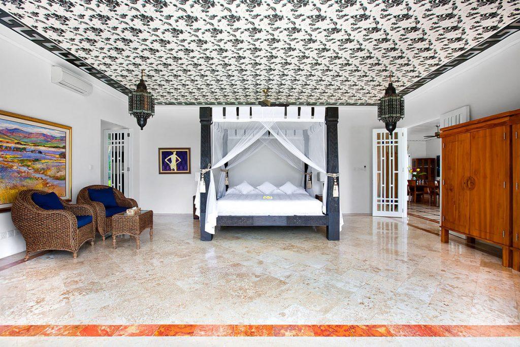Villa Puri Nirwana Guest bedroom