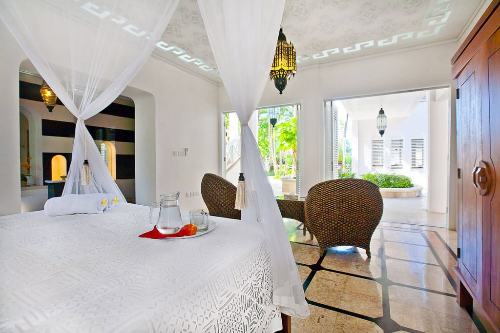 Villa Puri Nirwana Guest bedroom ground floor