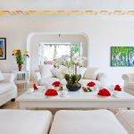 Villa Puri Nirwana Living area