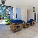 Villa Puri Nirwana Open air lobby