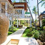Villa Puri Nirwana Walkway