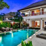 Villa Shanti Luxury 4 bedroom family villa Seminyak
