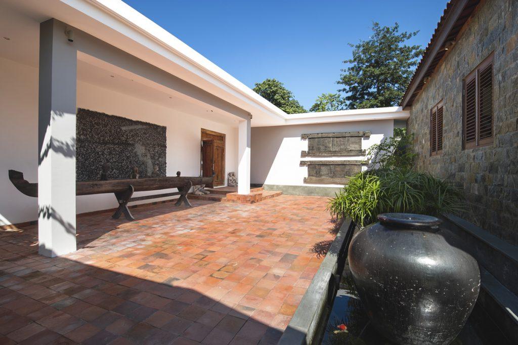 Villa Theo Umalas Entrance