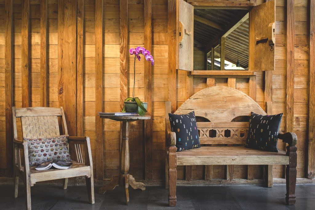 Villa Theo Umalas Joglo Interior