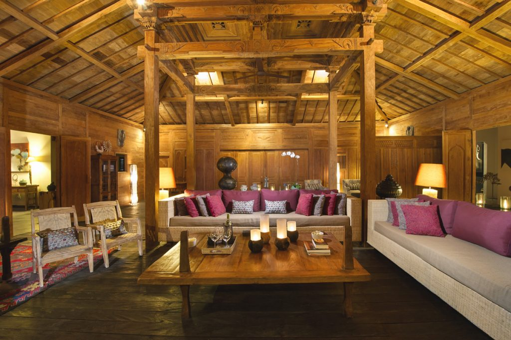 Villa Theo Umalas Living Area