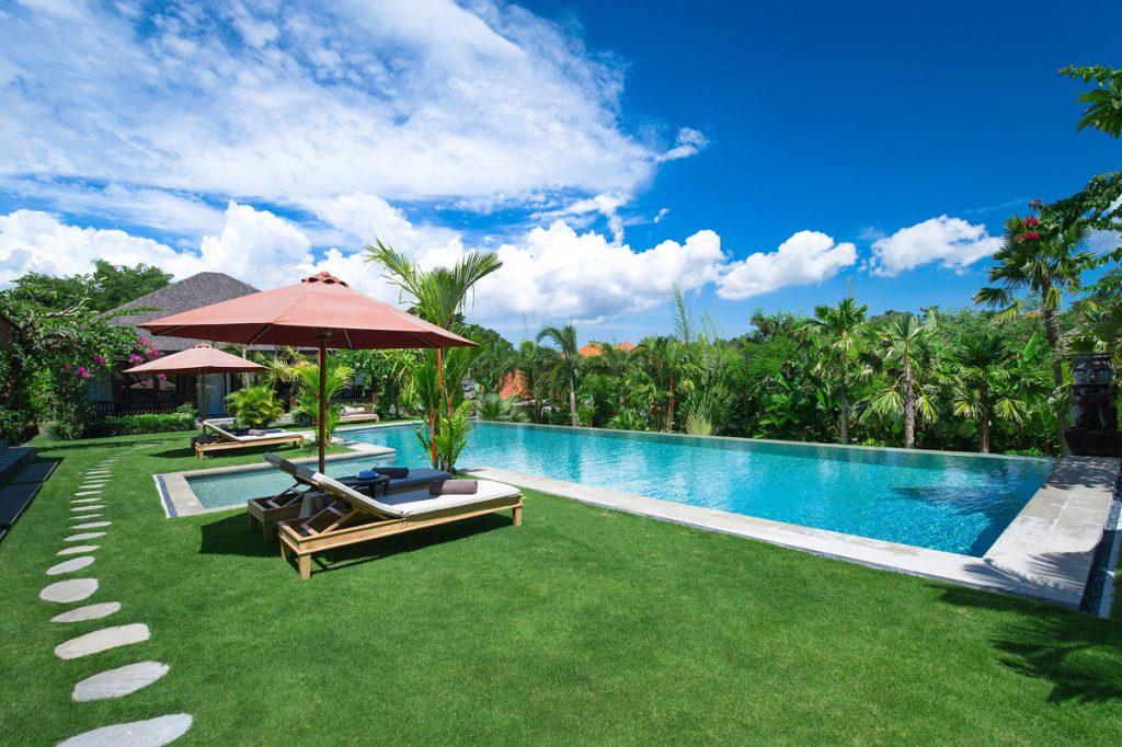 Villa Theo Umalas Pool Garden