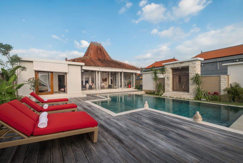 Villa Manggala Canggu; Villa Overview