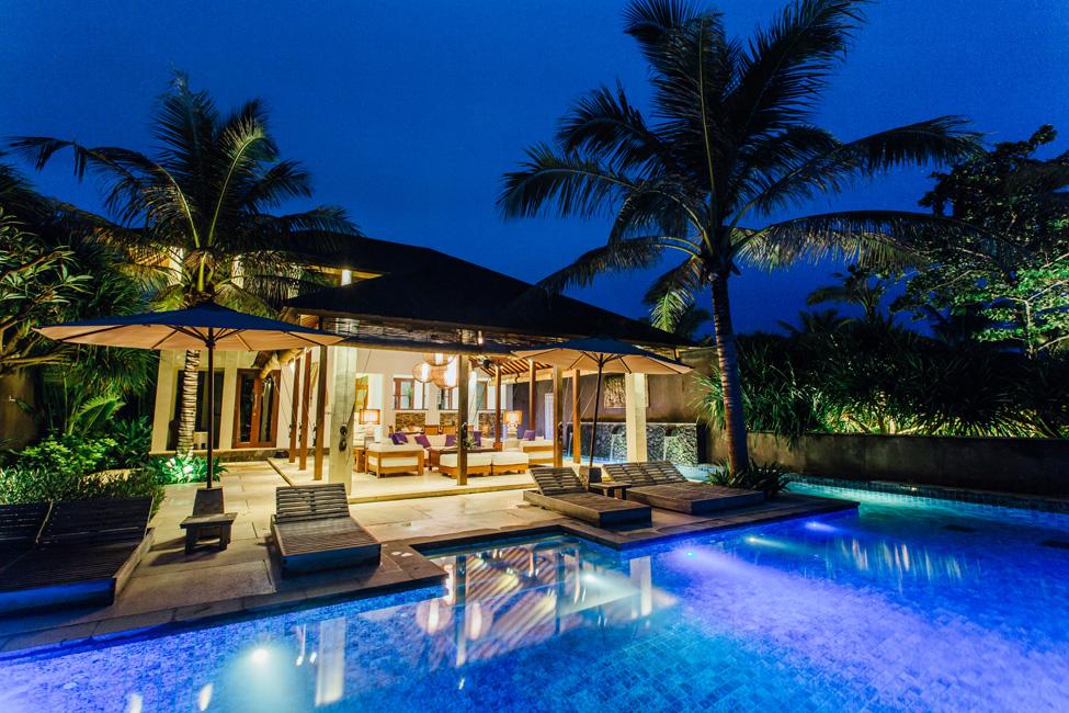 Villa Saanti – Anapuri Beachfront Villas