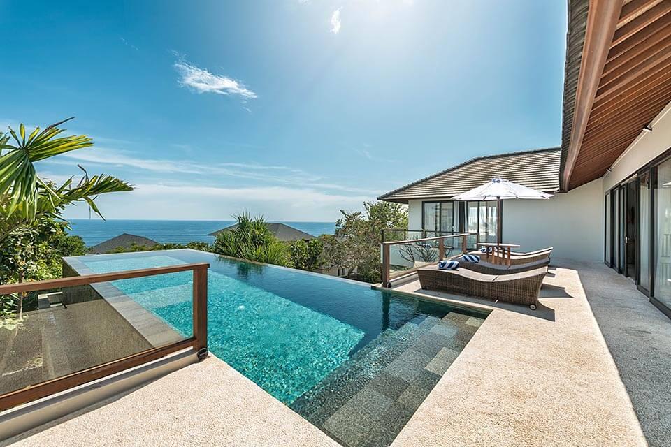 Villa Trisha – Clifftop Villa