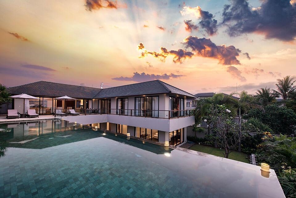 Villa Yamuna – Clifftop Villa