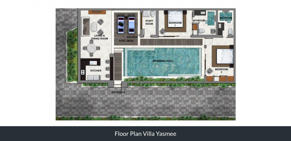 yasmee villa floorplan