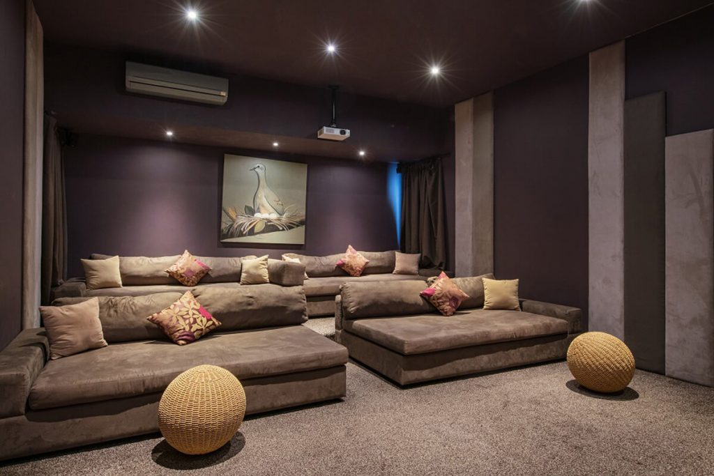 Four Bedroom Imperial Cinema Room