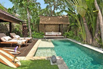 Fashionable Seminyak Villas 1 2 3 4 5 Bali Villas For Large Family