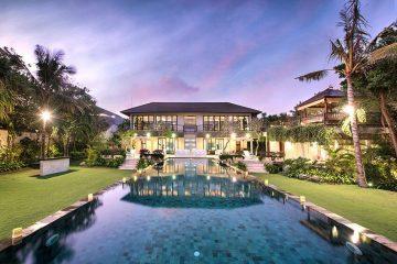 Villa Karang Saujana – Clifftop Villa