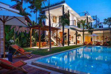 Canggu Beachside Villa Boa