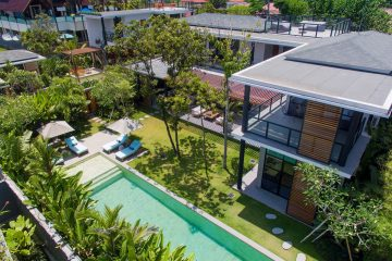 Canggu Beachside Villas 7,8,9,12 Bedrooms