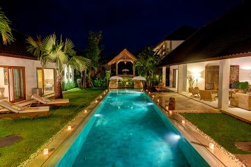 Villa Nyoman – Abaca Villas Bali